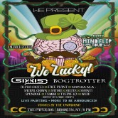 We Present: We Lucky (St. Patrick's Day) w/ The Mindflip Tour