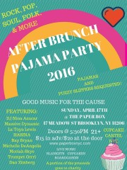 After Brunch Pajama Party 2016