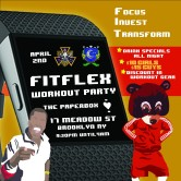 FITFLEX WORKOUT PARTY