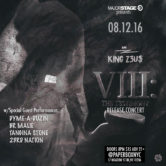 MajorStage presents KING Z3US + Special Guests