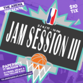 The Arena presents JAM SESSION III