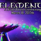 Elements ☆ A Full Moon Gathering