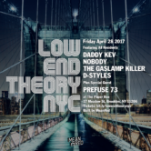 Low End Theory NYC