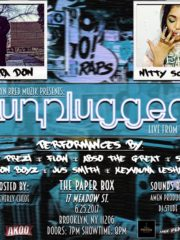 Unplugged Live From The 718