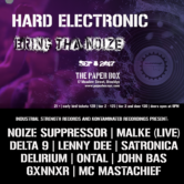 HARD ELECTRONIC: BRING THE NOIZE
