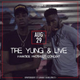 MajorStage presents Tre Yung x Live