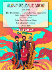 Sweet Megg & The Wayfarers Album Release Show