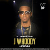 MajorStage presents J Whoody & Friends