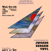 MVSSV RMXS Release Party feat. Jwords Ezrakh Vhvl & Hey, Love
