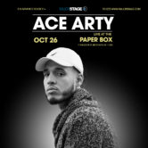 MajorStage presents Ace Arty + more