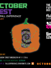 October Fest – The Fall Experience