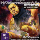 MajorStage presents Whispers + Star Rios
