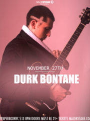MajorStage presents Durk Bontane | 86SUPREME | Yucking Awesome & More
