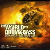 World of Drum and Bass NYC