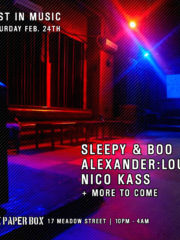 Lost in Music – Sleepy & Boo, Alexander:Louis, Nico Kass + more
