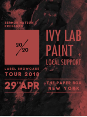 20/20 Showcase w/ Ivy Lab + Paint
