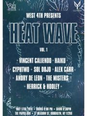 West 4th Presents: HEAT WAVE VOL. 1