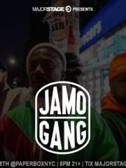 MajorStage presents Jamo Gang