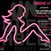 $IRENS NYC Presents The UNWIFEABLE PODCA$T Live $how