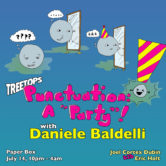 """Treetops: Punctuation, A """"Party""""! with Daniele Baldelli"""