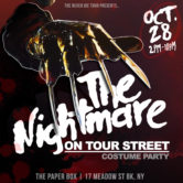 The Nightmare on Tour Street