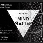 MIND | MATTER presents SOEL