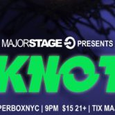 MajorStage presents: Bknott with Thrifty Retro Live