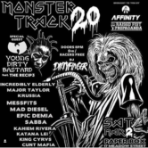 MonsterTrack XX 20th