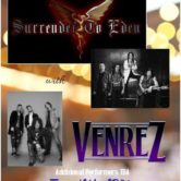 Surrender to Eden / Venrez