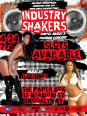 INDUSTRY SHAKERS