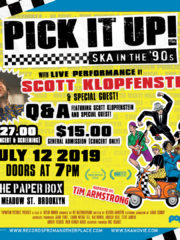 An Evening with Scott Klopfenstein