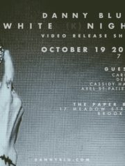 White (K)night Video Release & Bday Party!