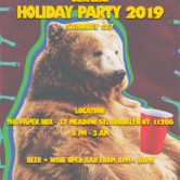 Dreambear Holiday Party