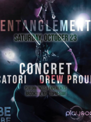 Vibe Tribe x Playscapes – ENTANGLEMENT ft. Concret, Catori + more